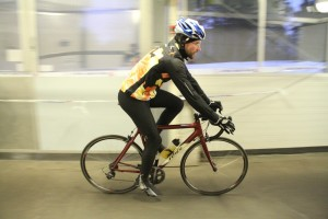 Indoor cycling in Uusikaupunki